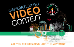 Generation Ali contest.