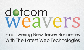 New jersey web design company dotcomweavers launches for Electric motor repair new jersey