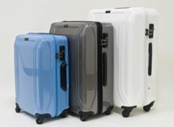 Three New Colors - Lightweight Luggage Collection - Zero Air