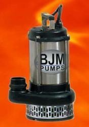 BJM's New Single Phase F-Series Pump - Model J400F-115