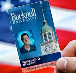 Bucknell University IDs will soon feature an expiration date, allowing students to use them in the upcoming election.
