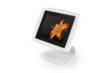 Armodilo(rt) Desktop Curve -- Sky White | iPad / Tablet Kiosk