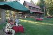 Outdoor activities and barbecues at Drakesbad Guest Ranch