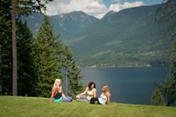 Lodge & Lake