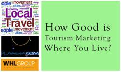 How good is tourism marketing where you live logo