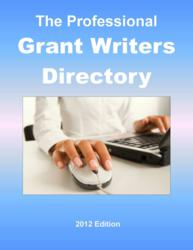 grant writing professionals American grant writers' association ℠ is the national association of professional grant writers and grant managers our 1,200 members work as grant consultants or.