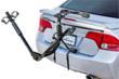 SportWing Trunk Mount Rack on car