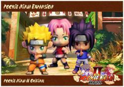 Pockie Ninja II Original - Characters