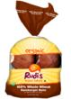 Rudi's Organic Bakery 100% Whole Wheat Hamburger Buns