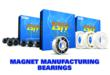 Boca Bearings Ceramic Bearings Serve Versatility in Magnet...
