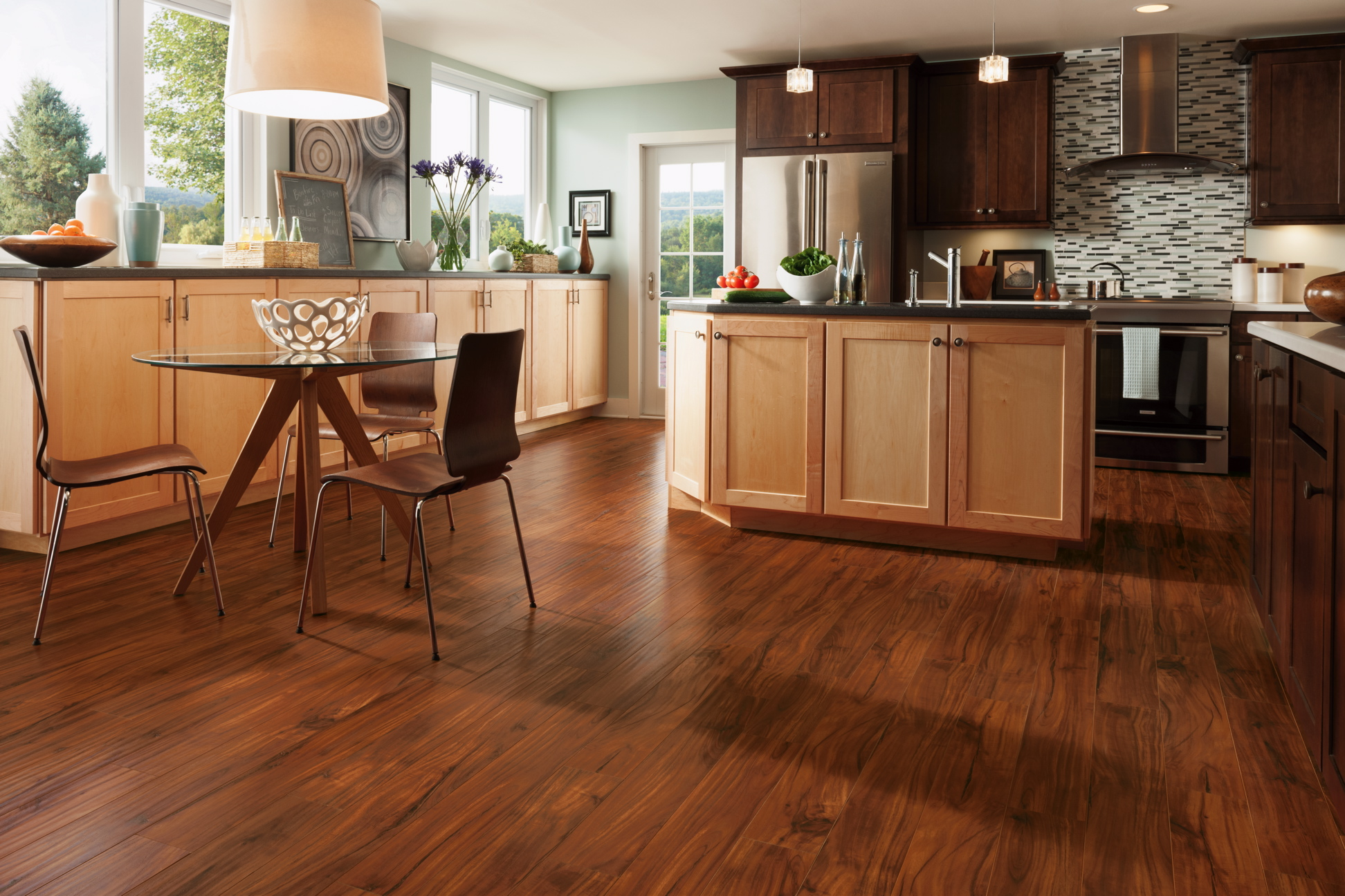 Rethink what 39 s possible new laminate floors from - Laminate or wood flooring ...