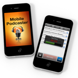 Mobile Podcaster Podcast Recording and Publishing iPhone App