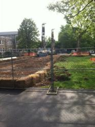 Geothermal Drilling at Princeton Academy of the Sacred Heart in Princeton, NJ