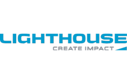 Lighthouse LED Video Logo
