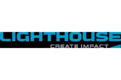 Lighthouse LED Video Logo