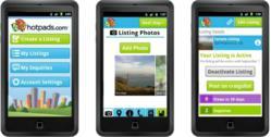 HotPads.com Listing Creator App