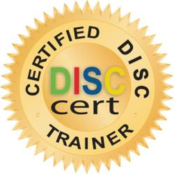 DISCcert DISC Train the Trainer Certification