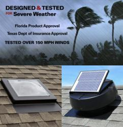 Severe weather tested products from U.S. Sunlight Corp