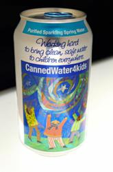 cannedwater4kids can Bpics
