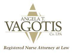 Angela Vagotis is a registered nurse attorney.
