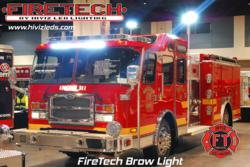 brow light scene light firetruck fire truck emergency FRC Whelen