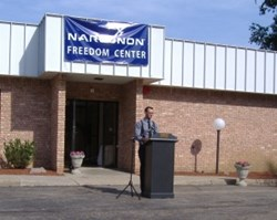 Narconon Freedom Center Executive Director Brian Kuehne