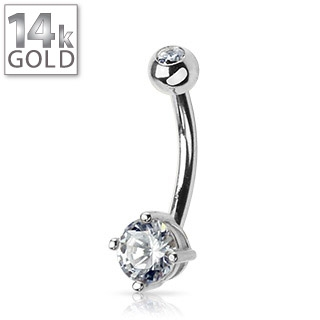 bellybling adds to its line of 14k gold belly button rings
