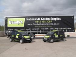 Dandy's two electric vehicles