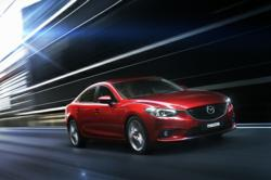 "The Mazda6 ""Business"" Model at Hendy Mazda"