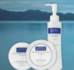 Brevity Beauty 3 step regime