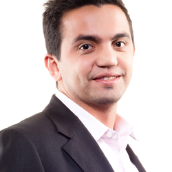 Hassan Bawab, Founder and CEO of Magic Logix, leading global digital marketing solutions agency