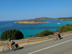 Mediterranean cycling tour