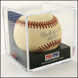 Policeauctions.com Stan Musial Baseball