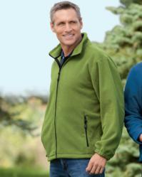 Devon & Jones D780 Men's Wintercept Full-Zip Fleece Jacket