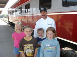 Train Chartering's Private Rail Cars for quality family time