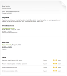 free job board anyonehiringcom introduces its free resume builder wizard