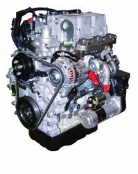 Mitsubishi D03CJ small diesel engine