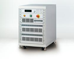 Chroma's 17020 Regenerative Battery Pack Test System
