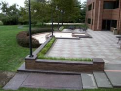 Commercial Decorative Concrete by Sundek of Washington