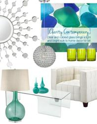 Clarity Contemporary furniture style