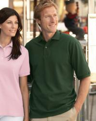 Jerzees 440 Mens Cotton Piqu Polo Shirt