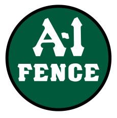 A-1 Fence Company Logo