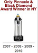 Thermage Pinnacle and Black Diamond Award