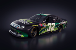 Green Smoke Electronic Cigarette NASCAR