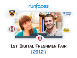 1st Digital Freshmen Fair - 2012