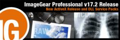 ImageGear Professional with new ActiveX Release and DLL Service Packs