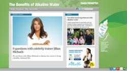 "Conversionplanet's ""Benefits of Alkaline Water"" Special Section"