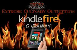 Kindle Fire Giveaway | Extreme Culinary Outfitters