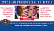 Lear Capital's 2012 Presidential Gold Poll Offers Election Excitement, Challenge and Big Rewards