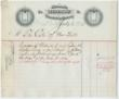 Part of Seth Kaller collection of historic documents from Thomas Edison
